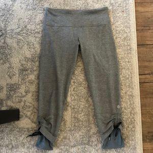 Lululemon gray leggings